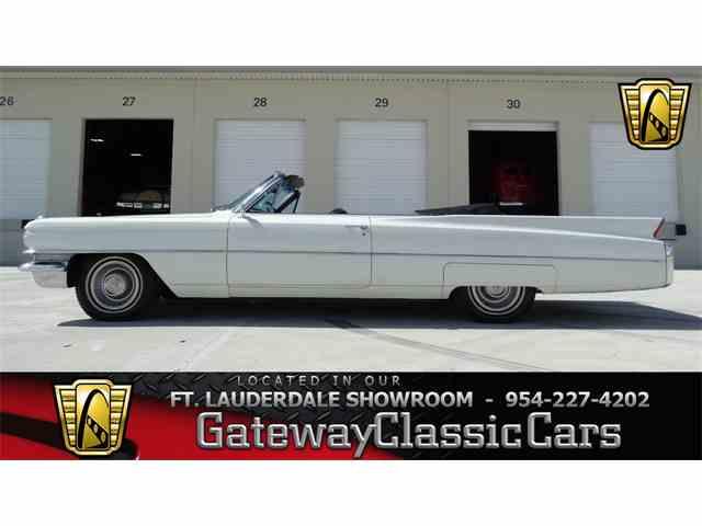 1963 Cadillac Series 62 | 1040153