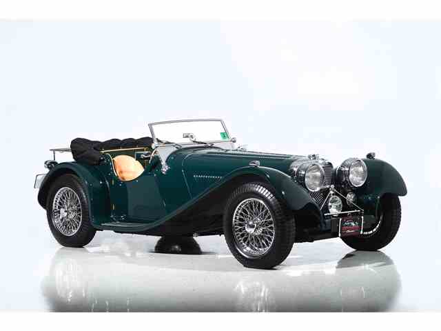 1937 Jaguar Roadster | 1041555