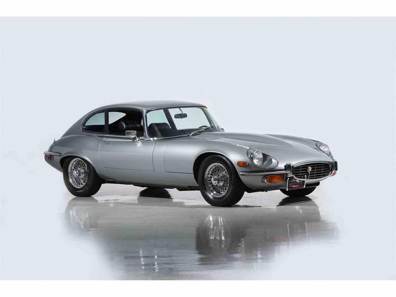 1972 Jaguar XKE for Sale - CC-1041559