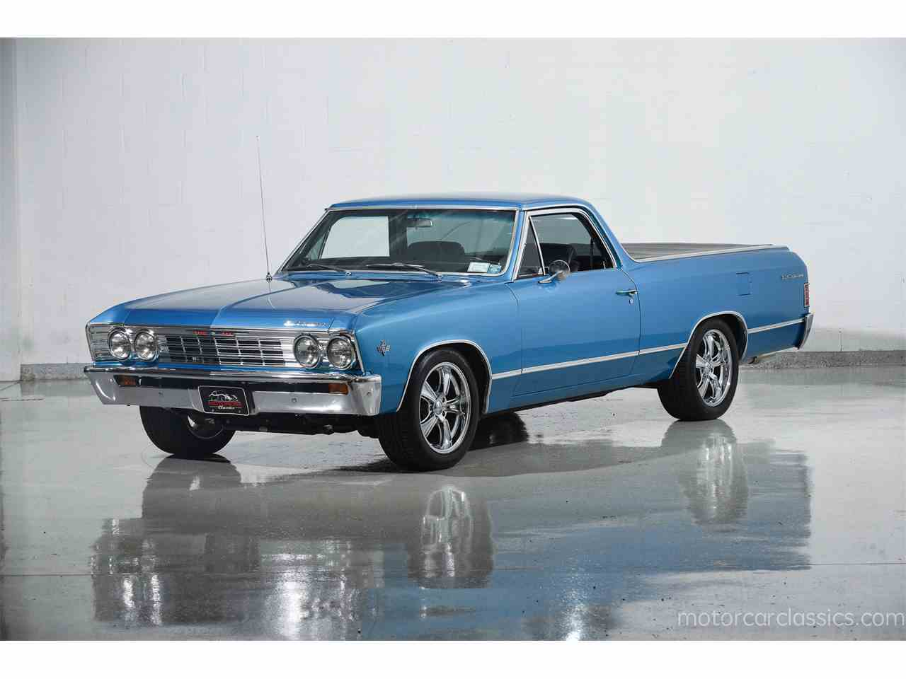 Large Picture of '67 El Camino - MBON