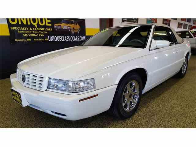 2002 Cadillac Eldorado   1040158