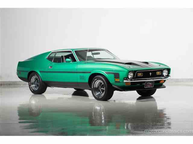 1971 Ford Mustang | 1041583