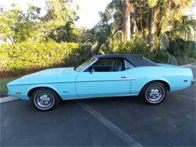 CC-1041584 1973 Ford Mustang