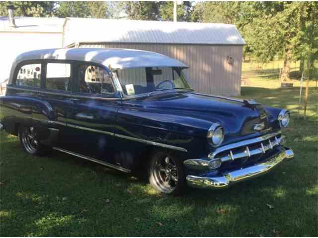 1954 Chevrolet Station Wagon | 1041588