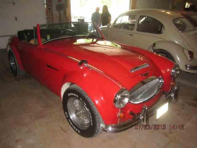 1967 Austin-Healey Sebring | 1041592