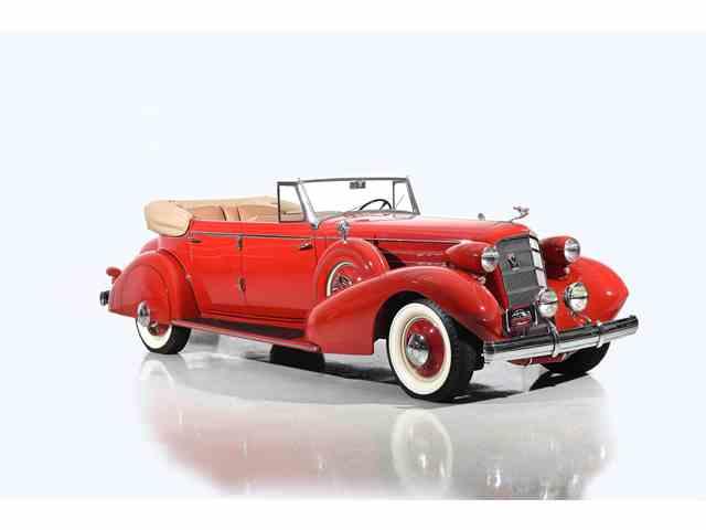 1935 Cadillac 355D | 1041599