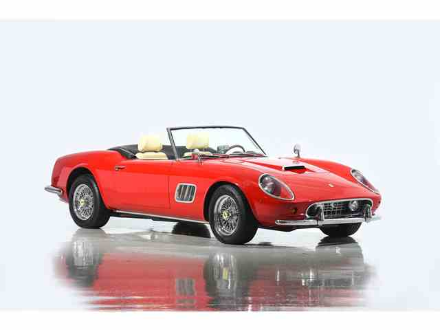 Picture of '62 250 GT California Spyder SWB - MBPF