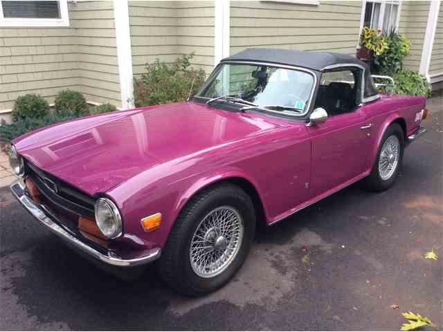 1973 Triumph TR6 | 1041613