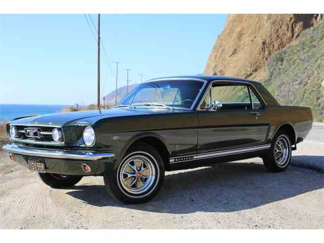1966 Ford Mustang GT | 1041625