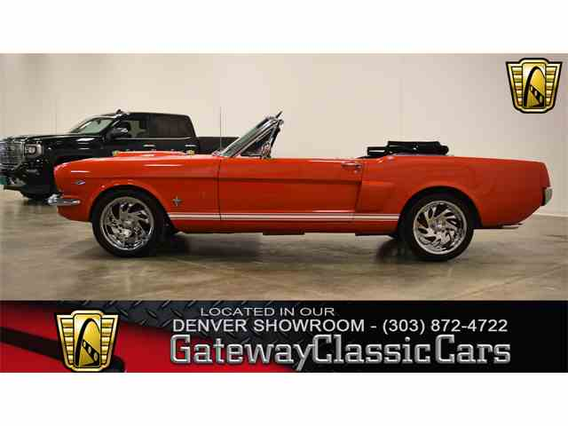 Picture of '66 Mustang - MBQE