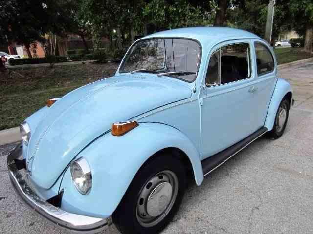 1970 Volkswagen Beetle   1041639