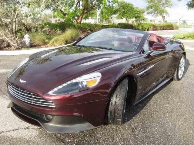 2015 Aston Martin Vanquish | 1041643