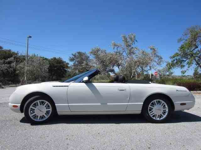 2003 Ford Thunderbird | 1041645