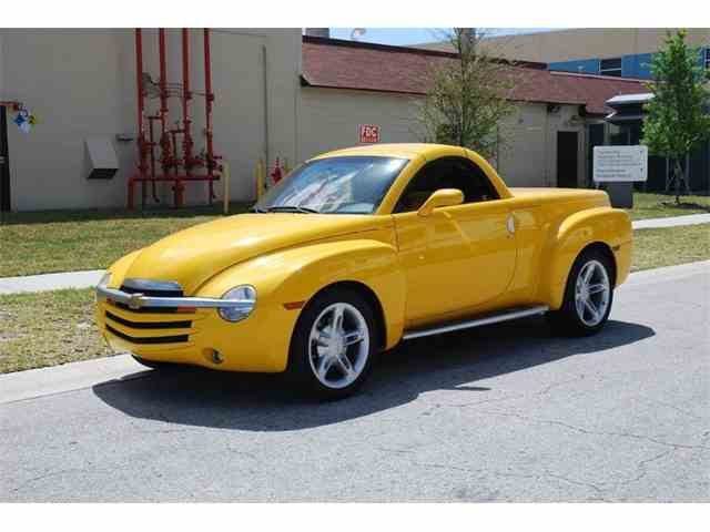 2004 Chevrolet SSR | 1041648