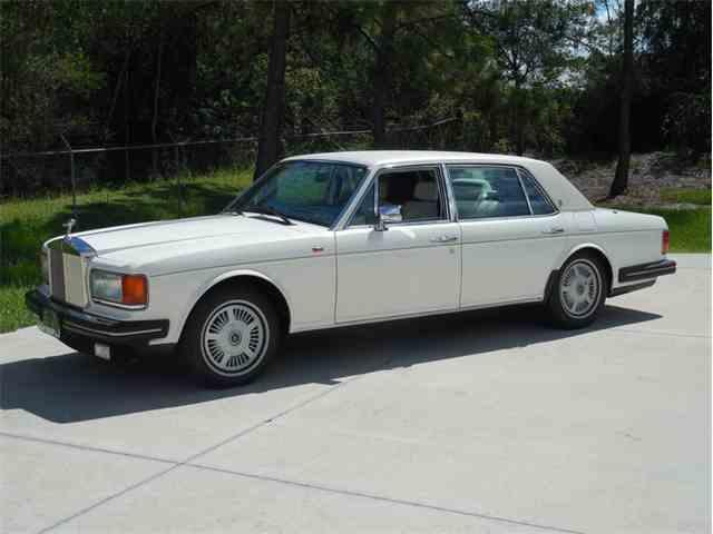 1991 Rolls-Royce Silver Spur II Saloon | 1041661