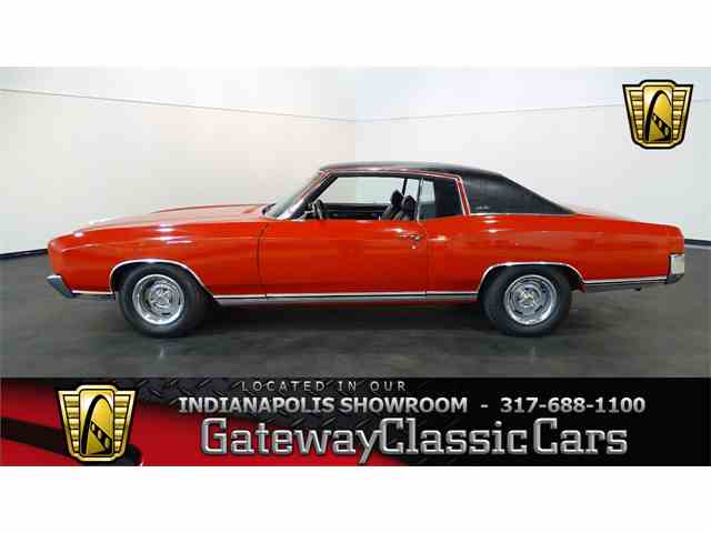 Picture of Classic 1970 Chevrolet Monte Carlo - $25,595.00 - MBR3