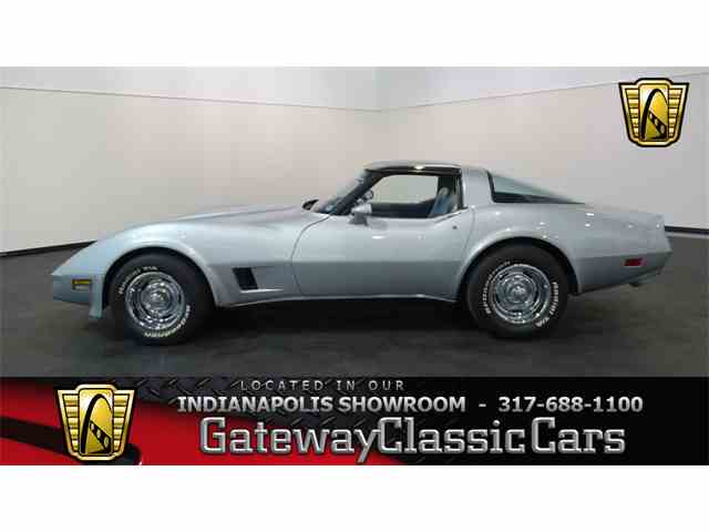 Picture of '81 Corvette - MBR8