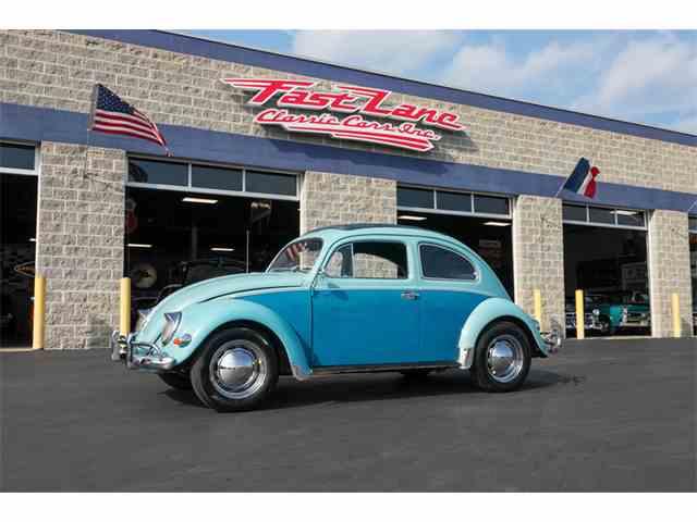 1957 Volkswagen Beetle | 1041671