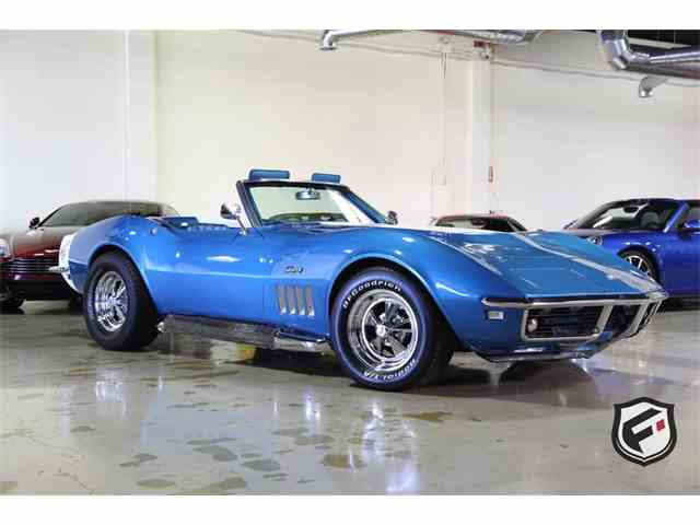 Picture of '68 Corvette - MBRS