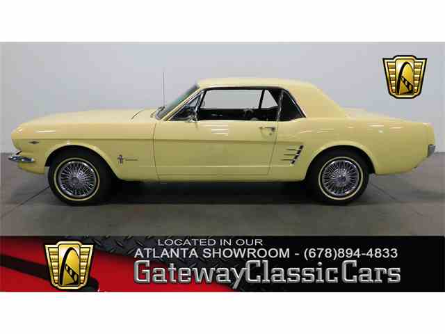 1966 Ford Mustang | 1041692