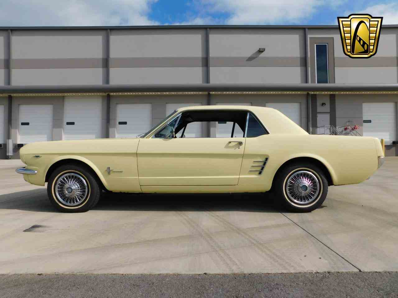 Large Picture of '66 Mustang - MBRW