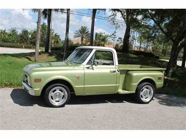 1969 Chevrolet C10 Shortbed Stepside | 1041694