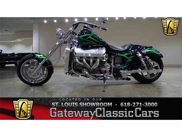 2007 Boss Hoss Motorcycle   1041695