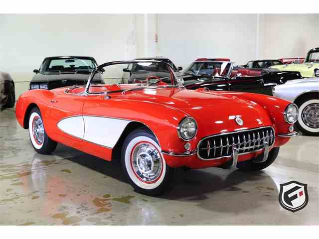 Picture of '57 Corvette - MBS5
