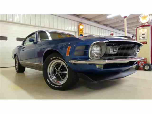 1970 Ford Mustang | 1041702