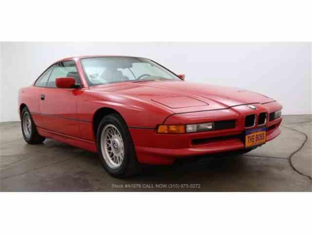 1992 BMW 850   1041707