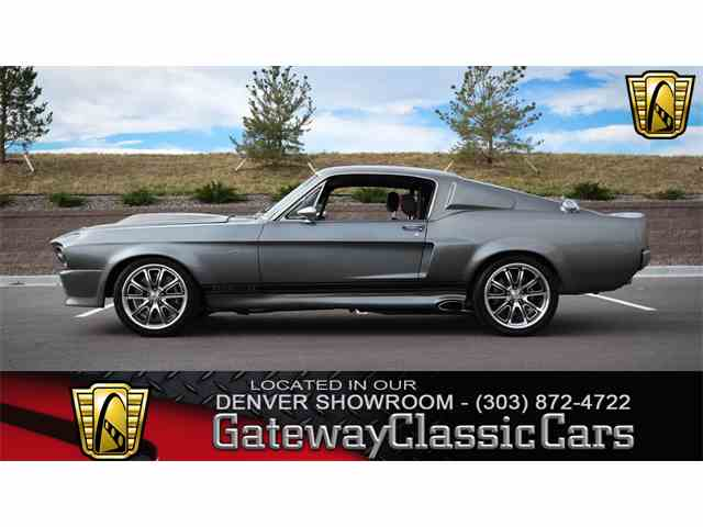 1967 Ford Mustang | 1040171