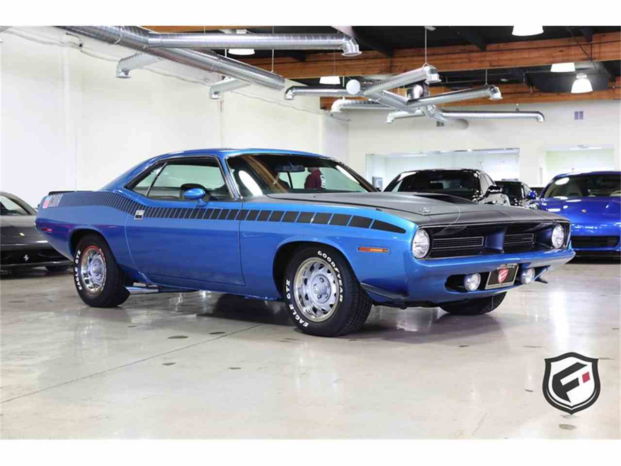Large Picture of '70 Cuda - MBSH
