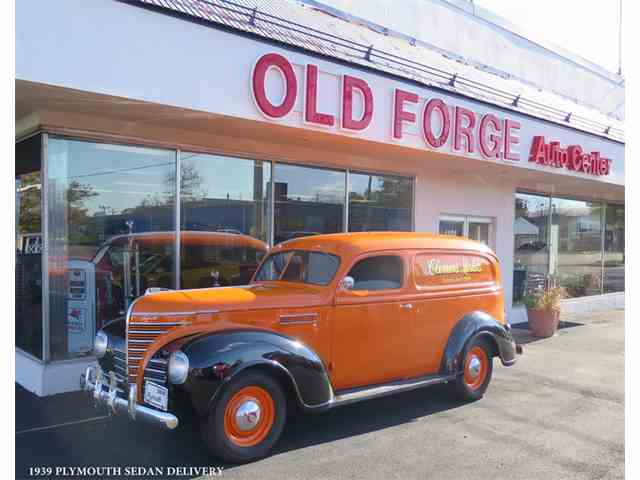 1939 Plymouth Sedan | 1041730