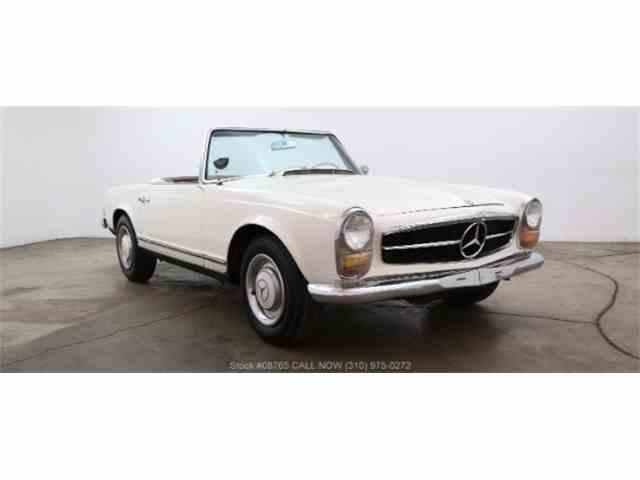 1967 Mercedes-Benz 230SL | 1040174