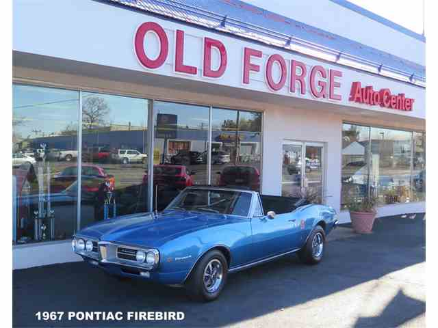 1967 Pontiac Firebird | 1041750