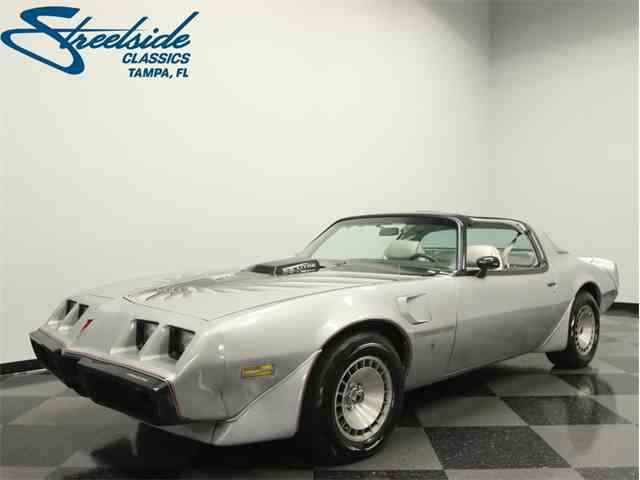 1979 Pontiac Firebird Trans Am 10th Anniversary Edition | 1041754