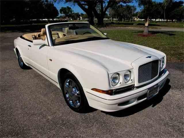 2002 Bentley Azure Mulliner Convertible | 1040176