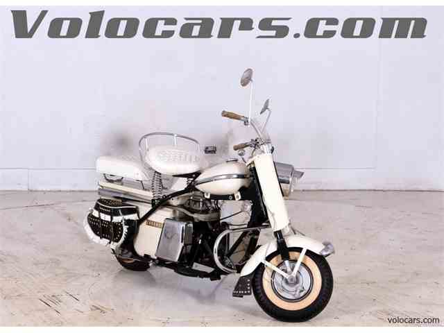 1959 Cushman Motorcycle | 1041776