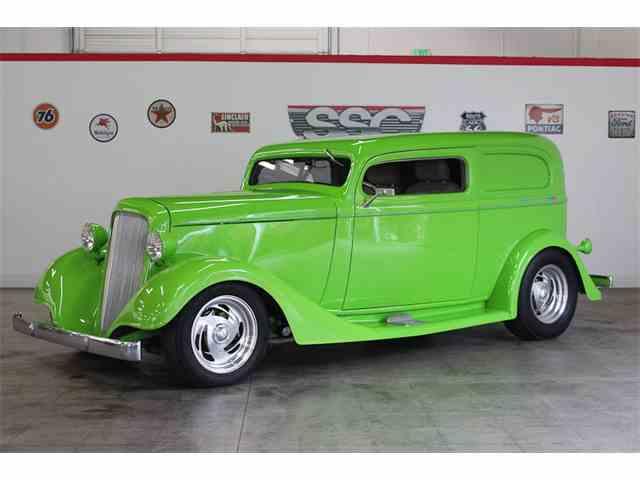 1934 Chevrolet Sedan Delivery | 1040178