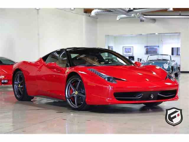 2012 Ferrari 458 | 1041785