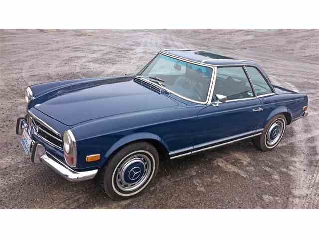 1970 Mercedes-Benz 280SL | 1041790