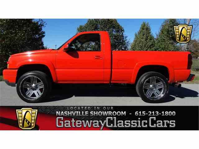 2003 Chevrolet Silverado | 1040180