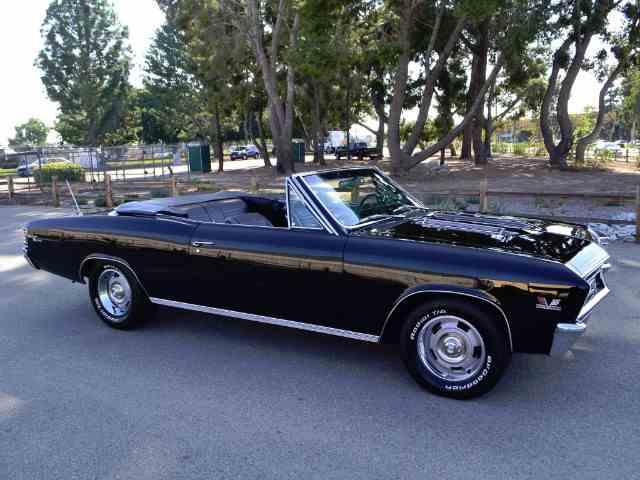 1967 Chevrolet Chevelle Malibu | 1041819