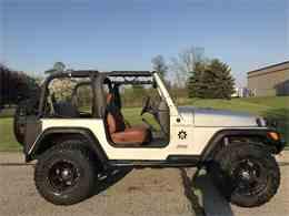 2002 Jeep Wrangler for Sale - CC-1041821