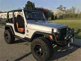 Picture of '02 Wrangler - MBVH