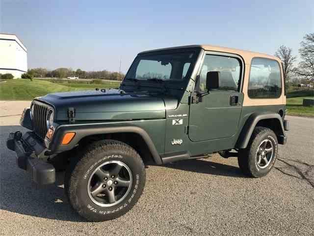 2002 Jeep Wrangler | 1041822