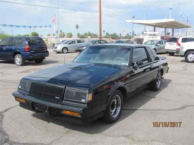 1987 Buick Grand National | 1041823