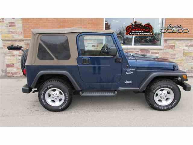 2001 Jeep Wrangler | 1041824