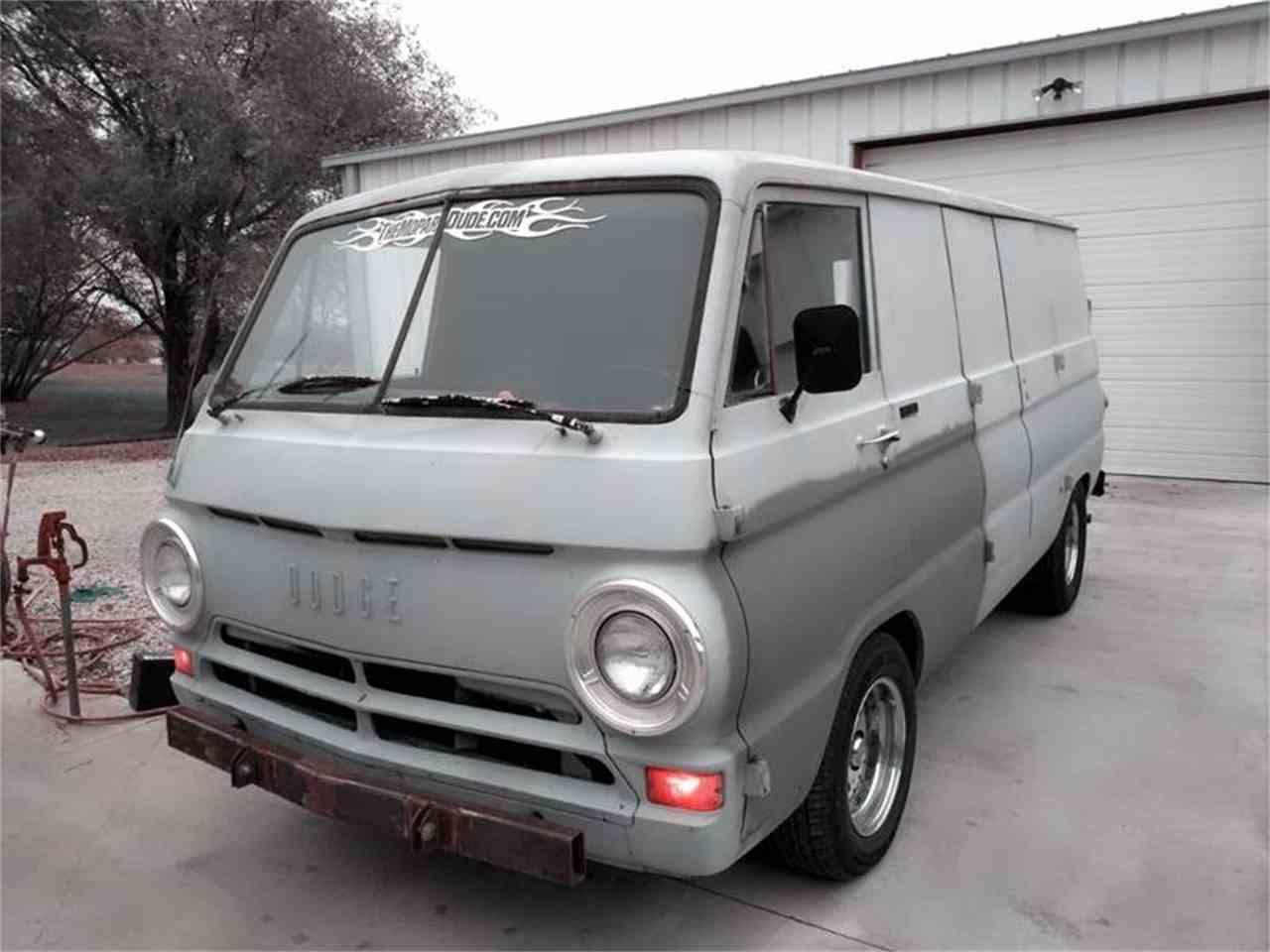 1968 dodge ram van for sale cc 1041828. Black Bedroom Furniture Sets. Home Design Ideas