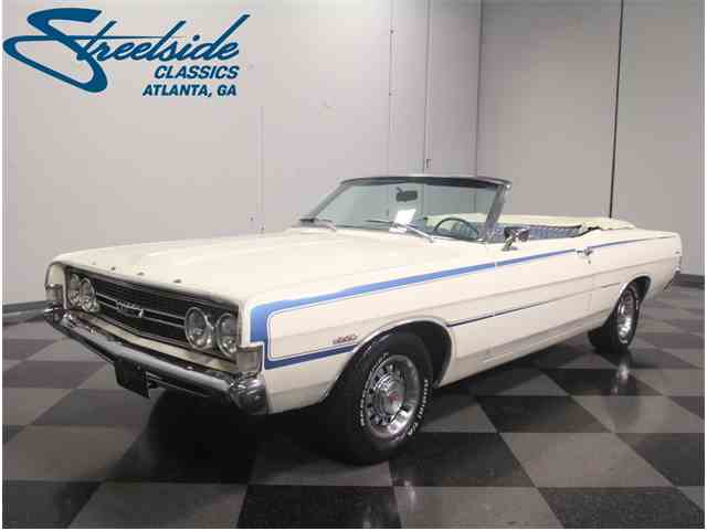 1968 Ford Torino GT Pace Car | 1041832